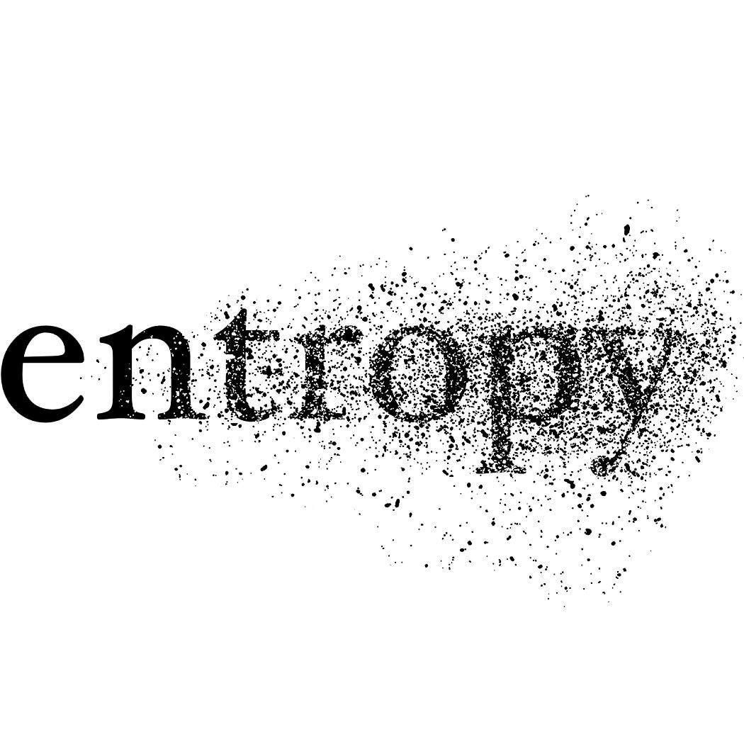Entropy in 2021 | Text tattoo, Entropy, Tattoos