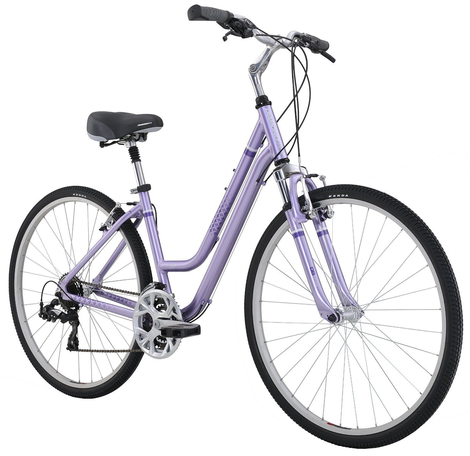 Diamondback 2015 Women S Vital Two Sport Hybrid Bike Review