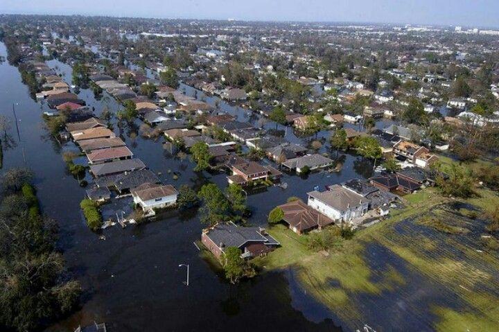 Hurricane Katrina 2005 Hurricane Katrina Hurricane Aerial