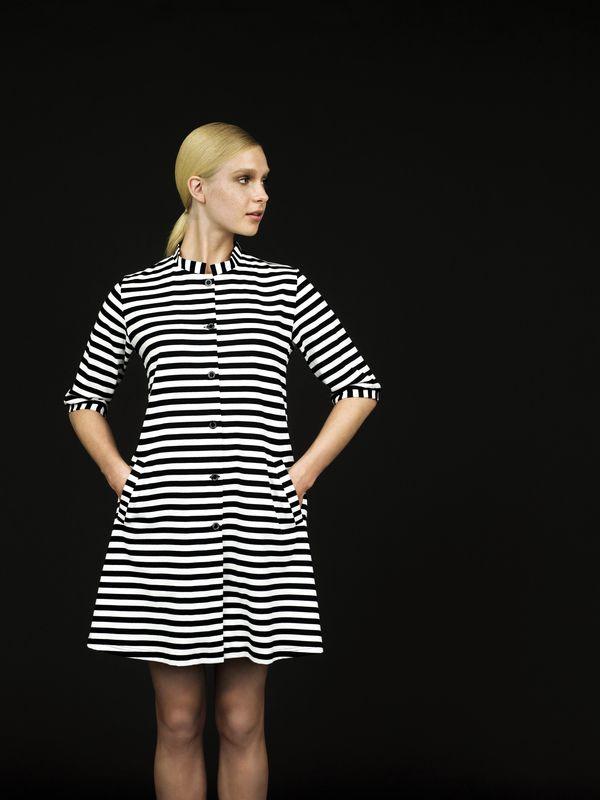 Marimekko Tasaraita dress  7f05c038fa
