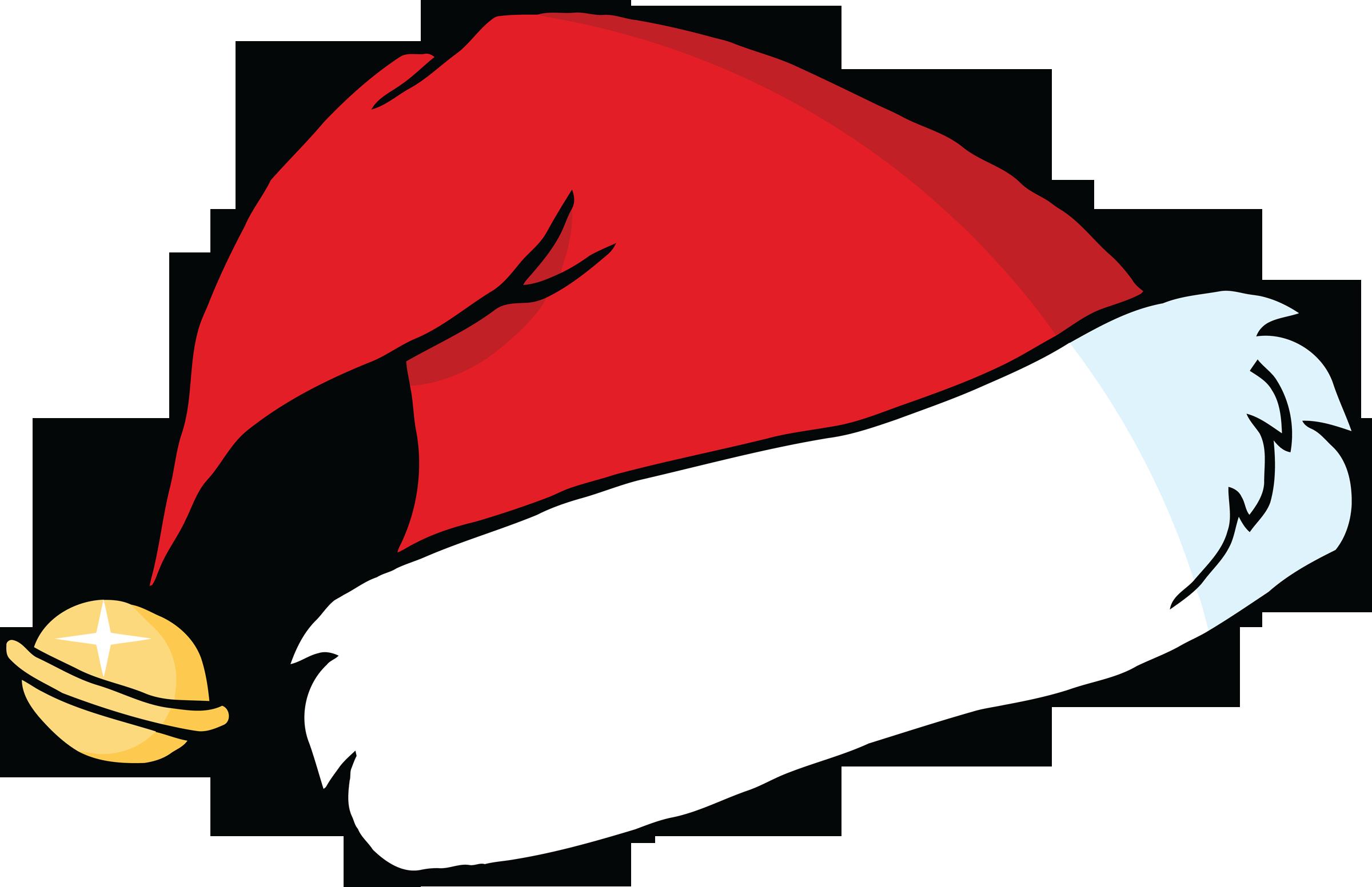 Santa Hat Png Hd Wallpaper And Download Free Wallpaper Hat Template Santa Hat Hat Clips