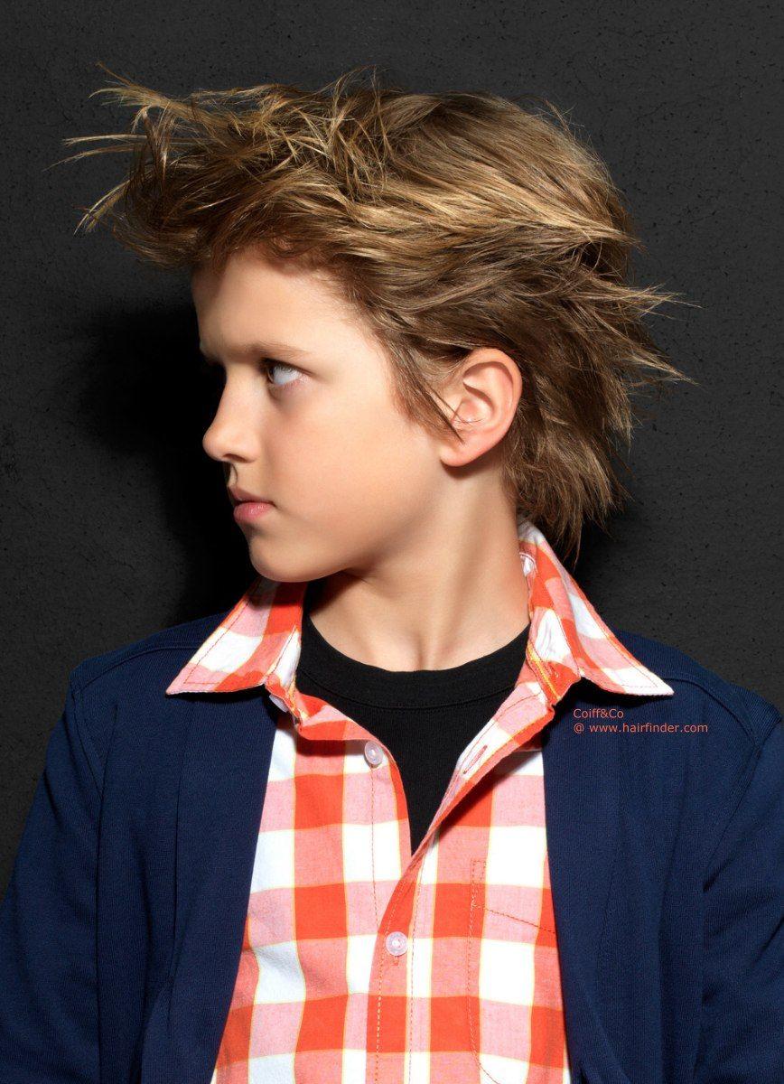 Coole Frisuren Jungs Langen Haaren Moderne Frisuren