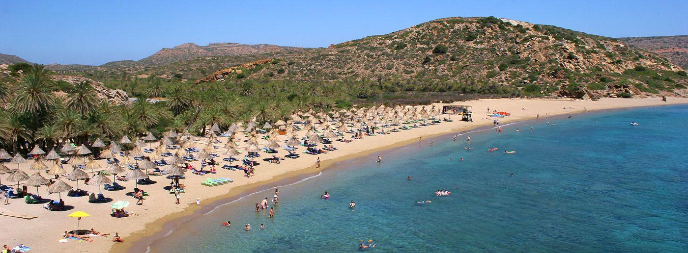 Crete, one of the Greek islands.
