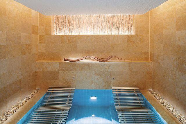 Spa Vitality Pool At The Oriental Spa At The Landmark Mandarin Oriental Hong Kong By Mandarin Oriental Hotel Group Luxury Spa Spa Interior Spa Design