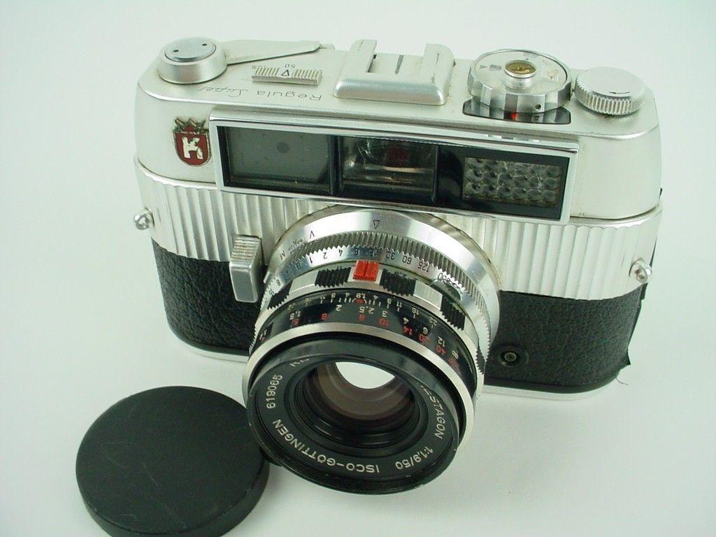 Regula Super Automatic 35mm Camera w 50mm F 1 9 ISCO Gottingen Nice Collectible | eBay