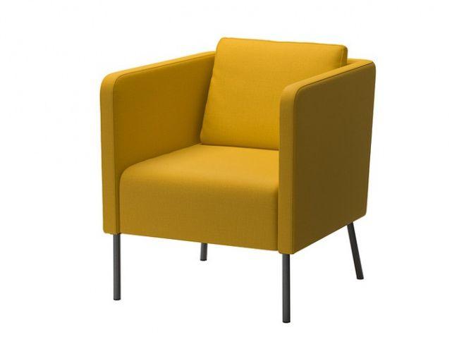 12 Fauteuils Design Iconiques Dans Lesquels Investir Sans Jamais Le Regretter Elle Decoration Fauteuil Design Ikea Fauteuil
