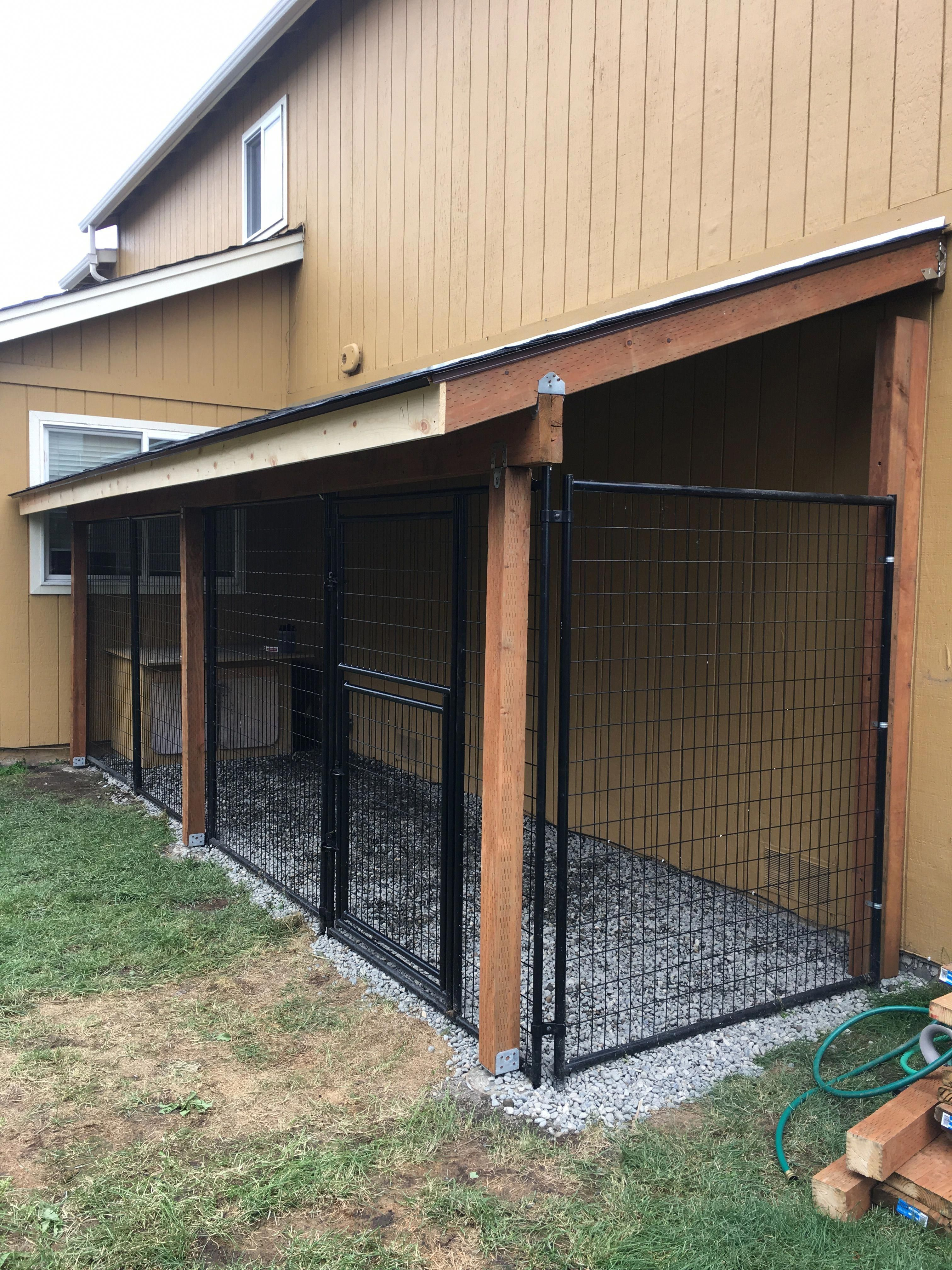 Fortheloveofpets Build A Dog House Building A Dog Kennel Diy Dog Kennel