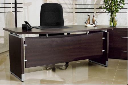 Escritorio gerencial moderno en medellin muebles for Escritorios modulares modernos