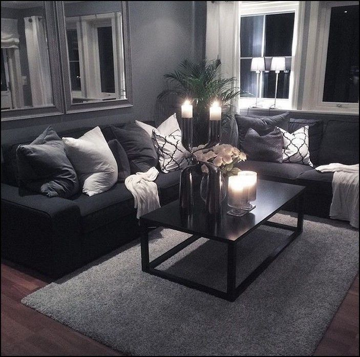 83+ pfiffige Einrichtungsideen für die erste Wohnung mit kleinem Budget Seite 17 #hausdekowohnzimmer