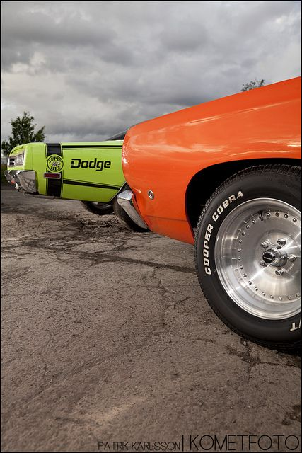 Super Bee VS Road Runner by Patrik Karlsson 2002tii, via Flickr