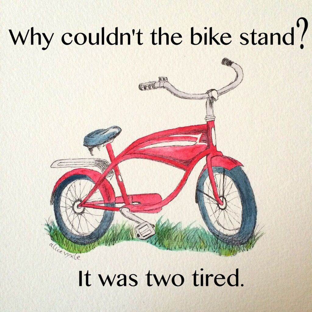 Pin By Agirlhasnoname On Puns Puns Everywhere Bike Stand