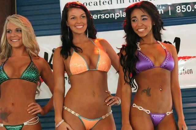 Pei bikini contest pictures