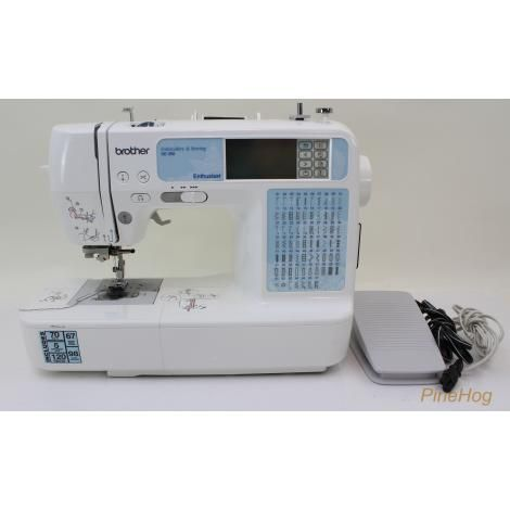 For Sale Brother SE40 Enthusiast Computerized Sewing And Best Brother Se350 Computerized EmbroideryAndSewing Machine