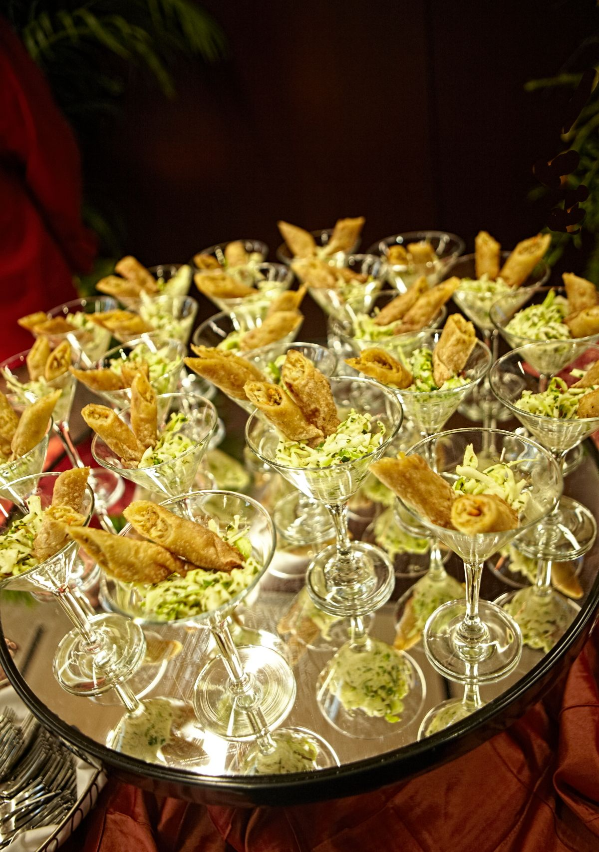 Spring Roll Martinis Our Wedding Pinterest Martinis Spring