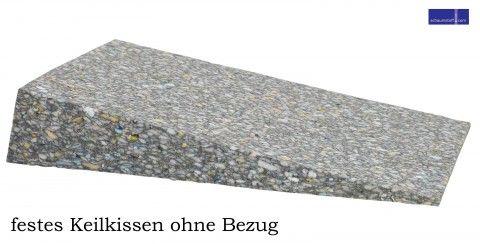 Keilkissen Als Sitzkeilkissen 33x40x7cm Aus Festem