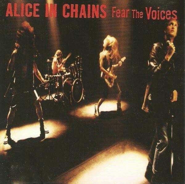 Fear The Voices Alice In Chains Alice In Chains Im Lost Alice