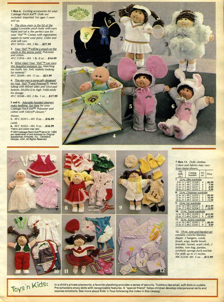 Totally Had The Playpin Cabbage Patch Kids Cabbage Patch Kids Dolls Patch Kids