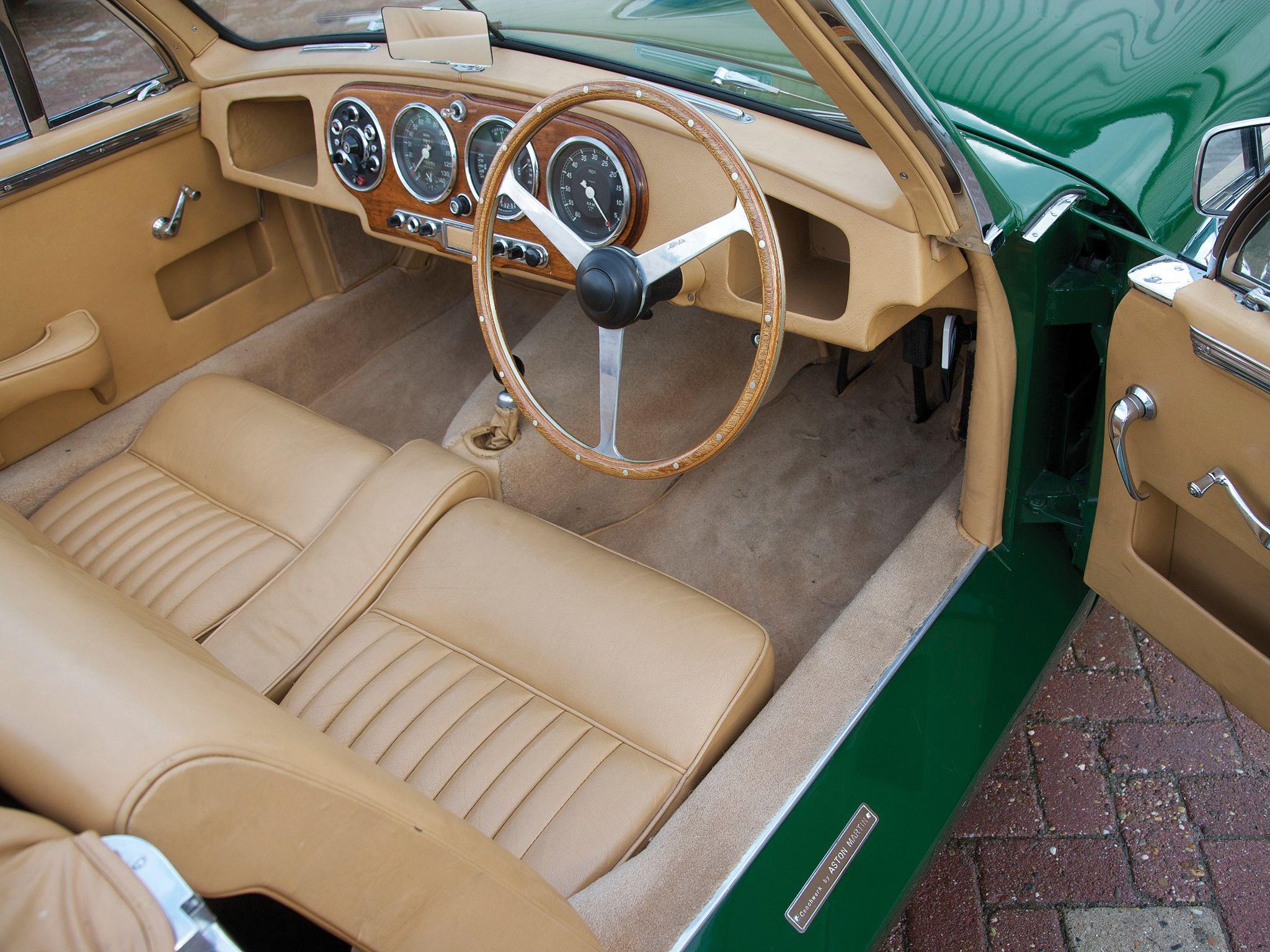 Aston Martin DB2 Vantage Drophead Coupe '1951–53