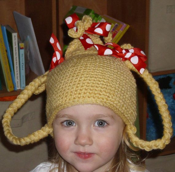 Cindy Lou Who Hat Pattern