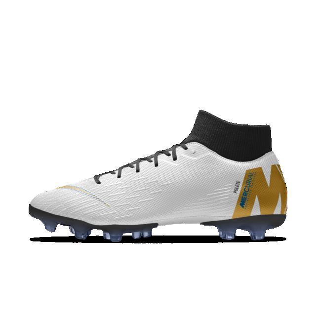 Nike Mercurial Superfly VI Academy MG iD Botas de fútbol para múltiples  superficies 4e3d0fc175c15