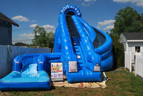 Long Island Most Thrilling Waterslide Introducing The