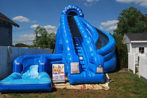 Image result for rent water slides