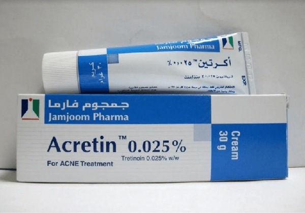 اكرتين Acretin Acne Treatment Tretinoin Acne