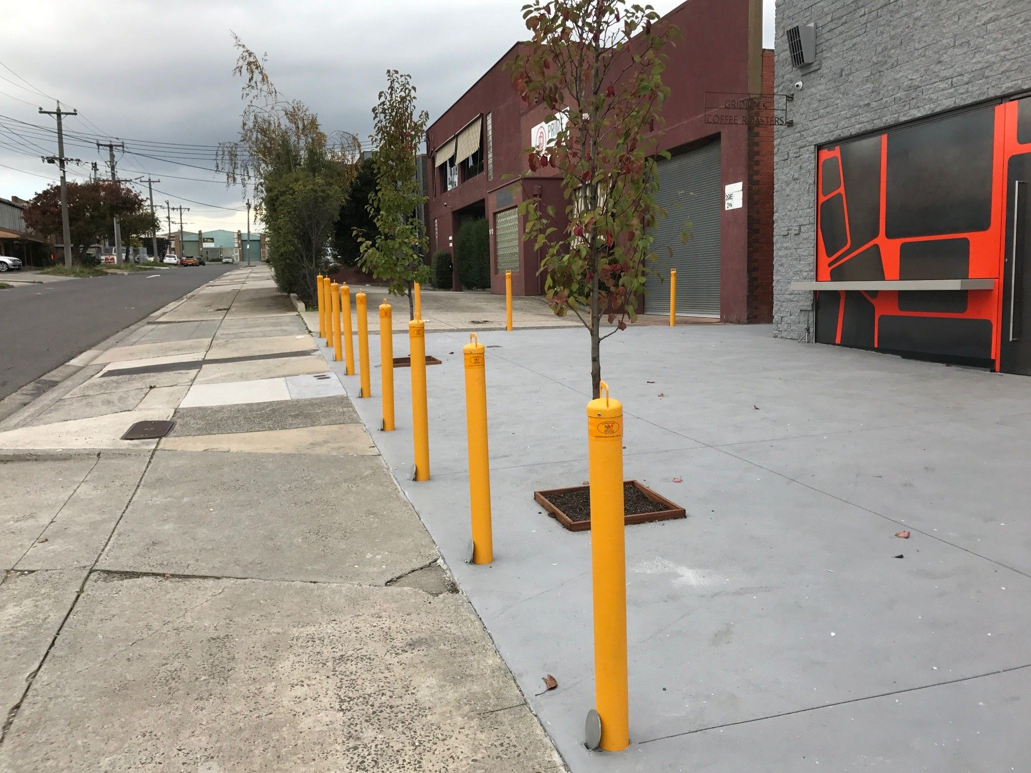 Simple installations are giving small business owners peace of mind.  http://www.australianbollards.com.au/blog/small-businesses-get-big-protection