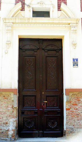 Timisoara Old Door 22 With Images Old Door Old Doors Doors
