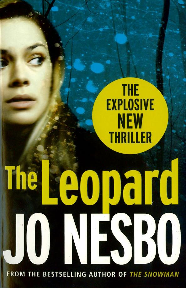 The Leopard By Jo Nesbo Thriller Books Thriller Novels Crime Books