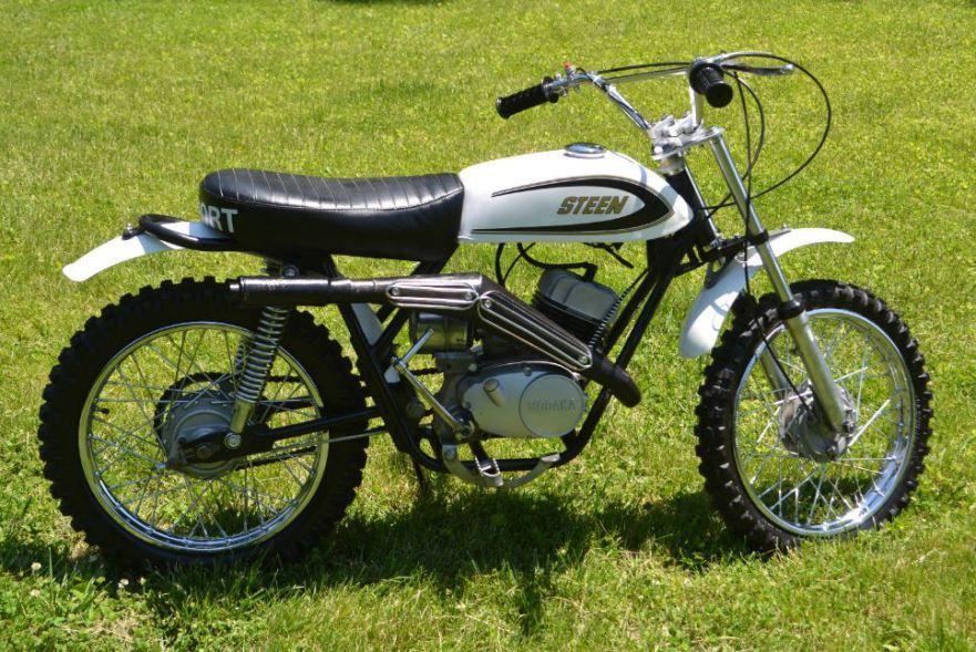 1972 Alsport Steen Hodaka Custom Dirt Bike Mini Bike Motocross Bikes