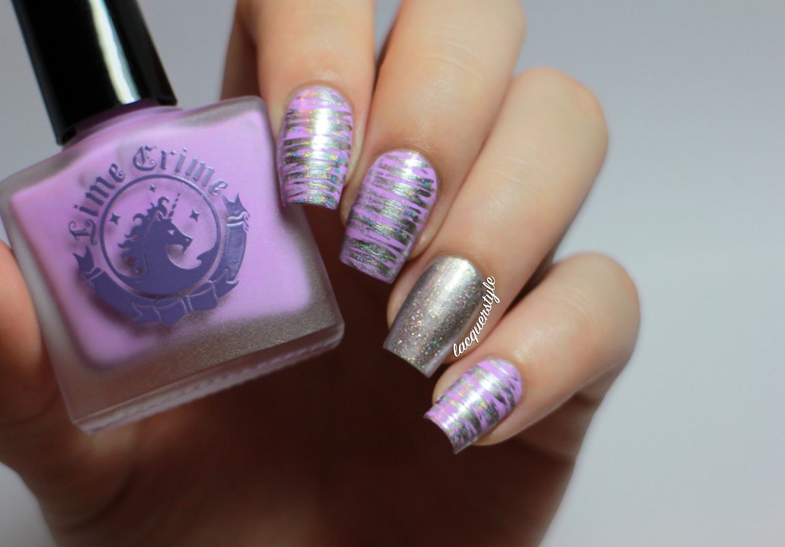 Fan Brush Nail Art + Tutorial! | Nails | Pinterest | Fan brush nails ...