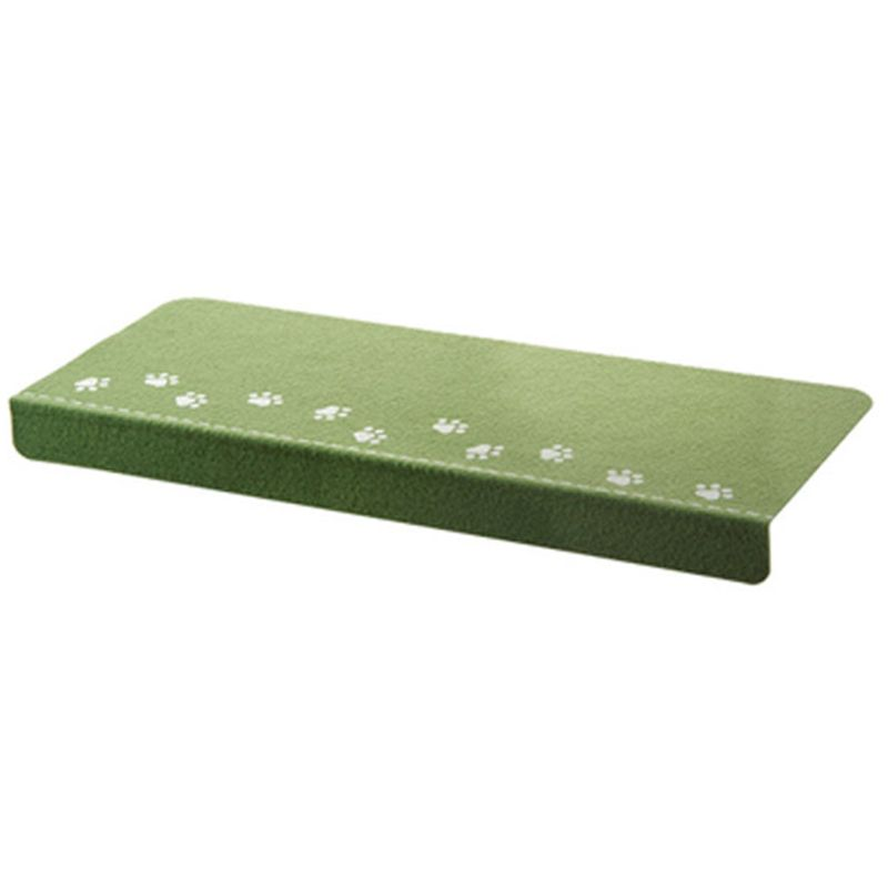 Best 5Pcs Luminous Staircase Pad Footprint Pattern Rugs Non 640 x 480