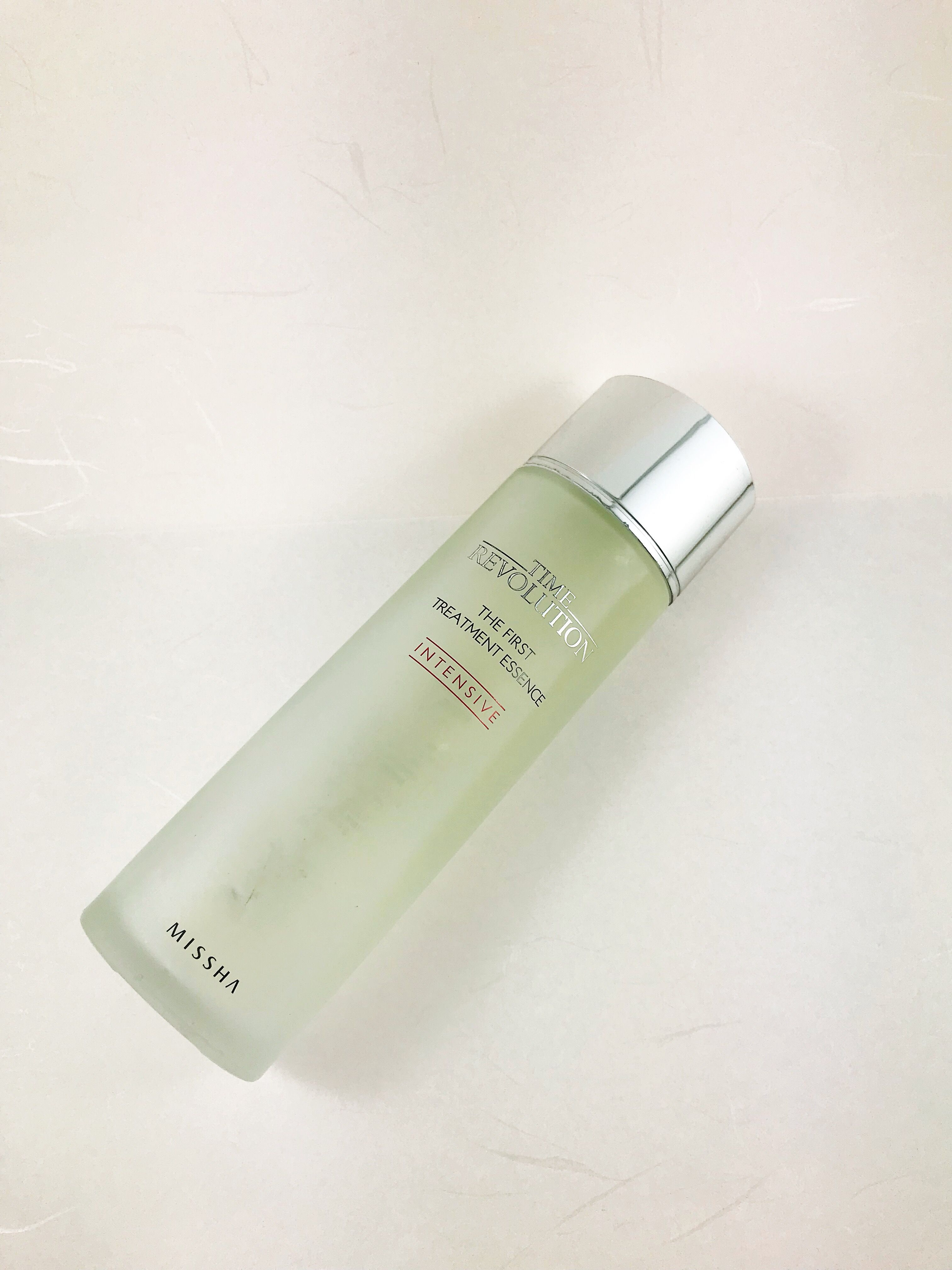 Missha Time Revolution First Treatment Essence Intensive Moist The Cult Korean Beauty Products