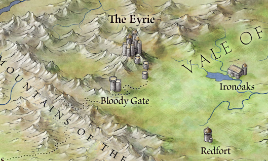 The Official Map of Westeros Westeros map, Game of