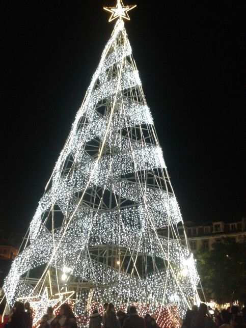 Christmas In Portugal 2019.Christmas In Portugal Arvore De Natal Lisboa Life