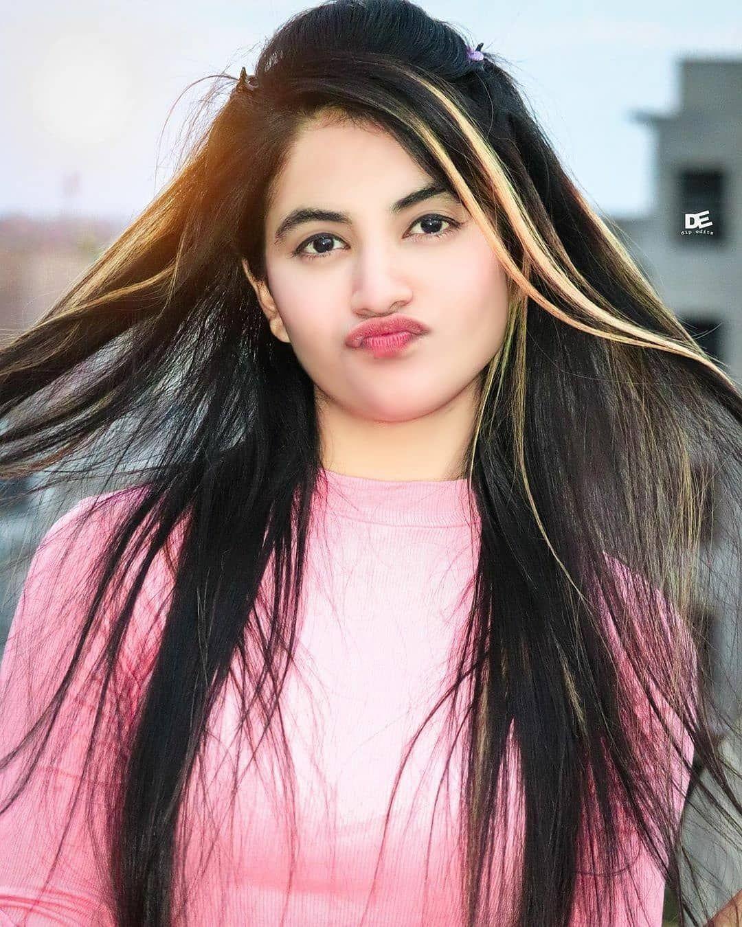 Priyanka Mongia In Pink Dress Most Beautiful Bollywood Actress Stylish Girl Pic Beauty Girl