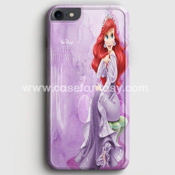 Disney Princess Ariel In Action 2 iPhone 7 Case | casefantasy