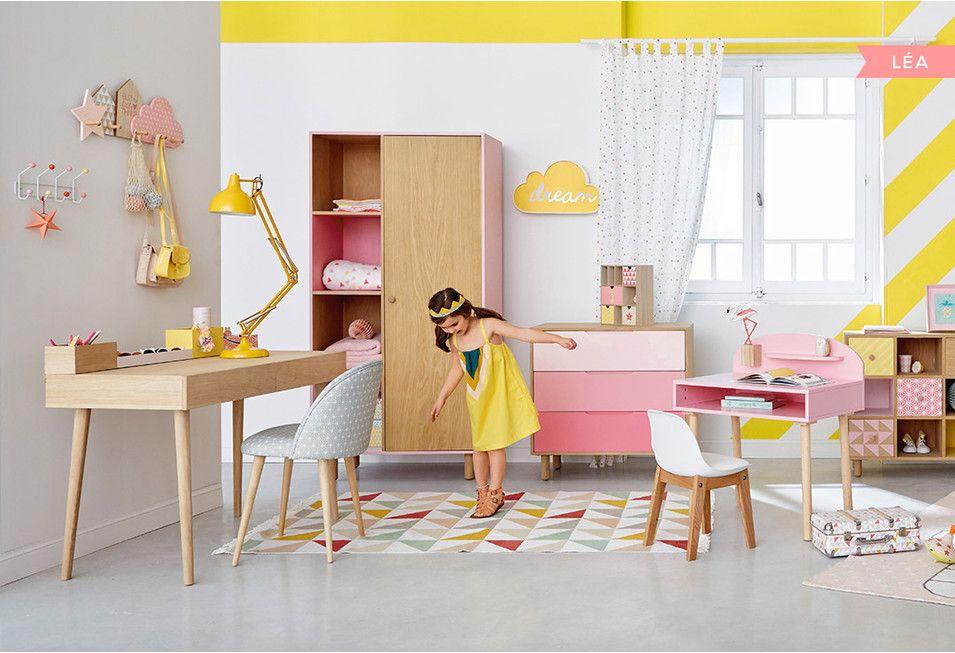 Chambre fille - Styles & inspiration | Maisons du Monde | chambre ...