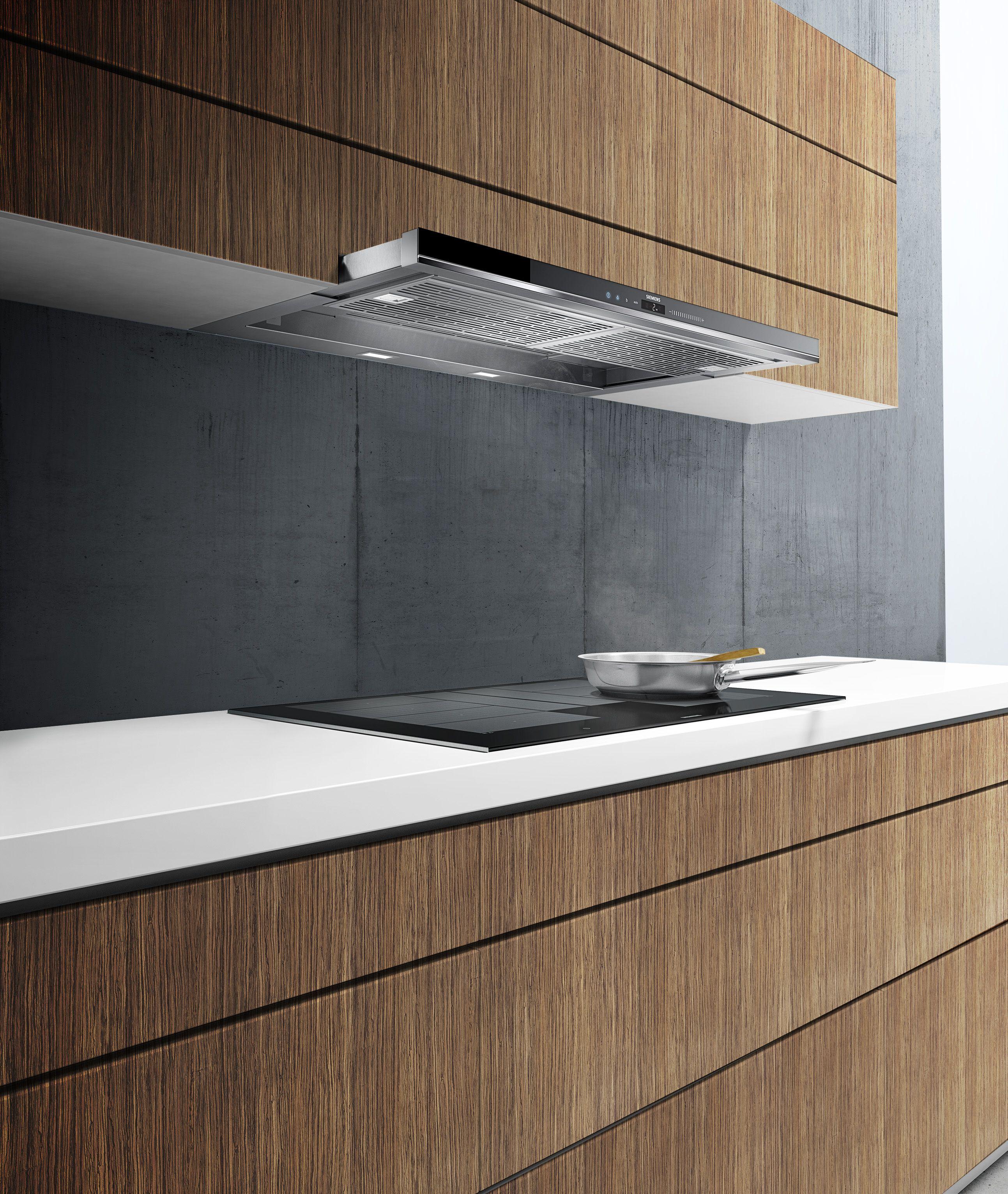 Siemens Hob & Hood Kitchen fittings, Home appliances