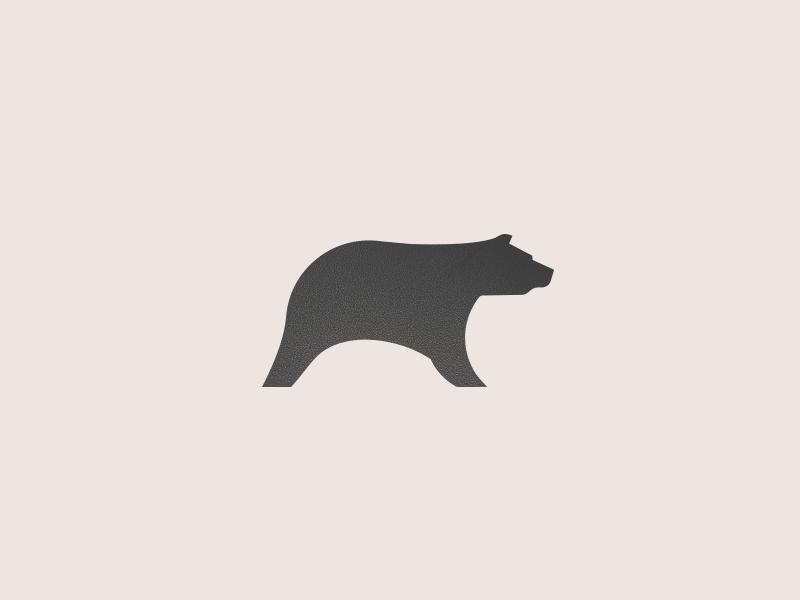 Grizzly Bear Logo Design Branding Design Logo Logotype Branding