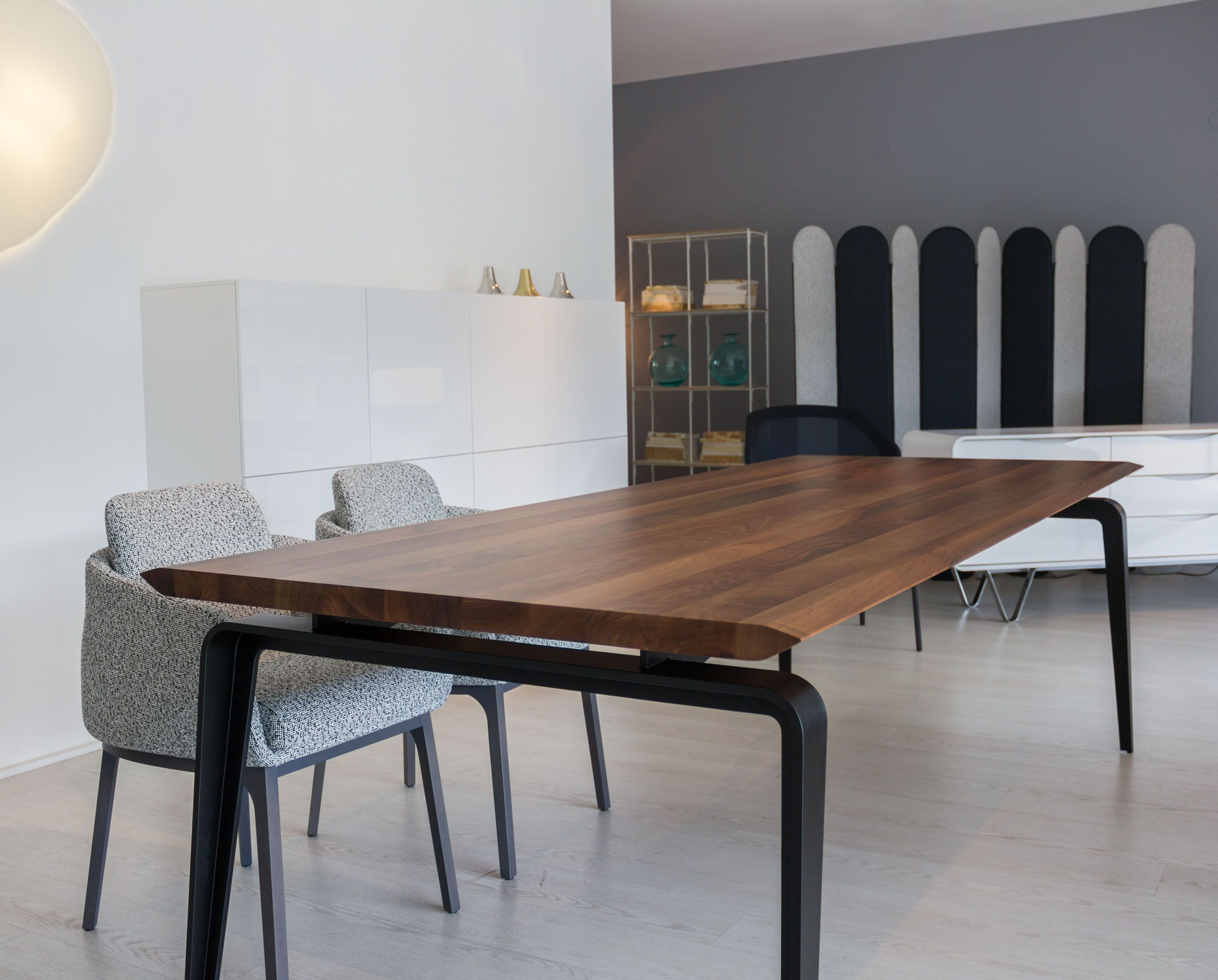 Odessa Rectangular Dining Table Designed By Mauro Lipparini