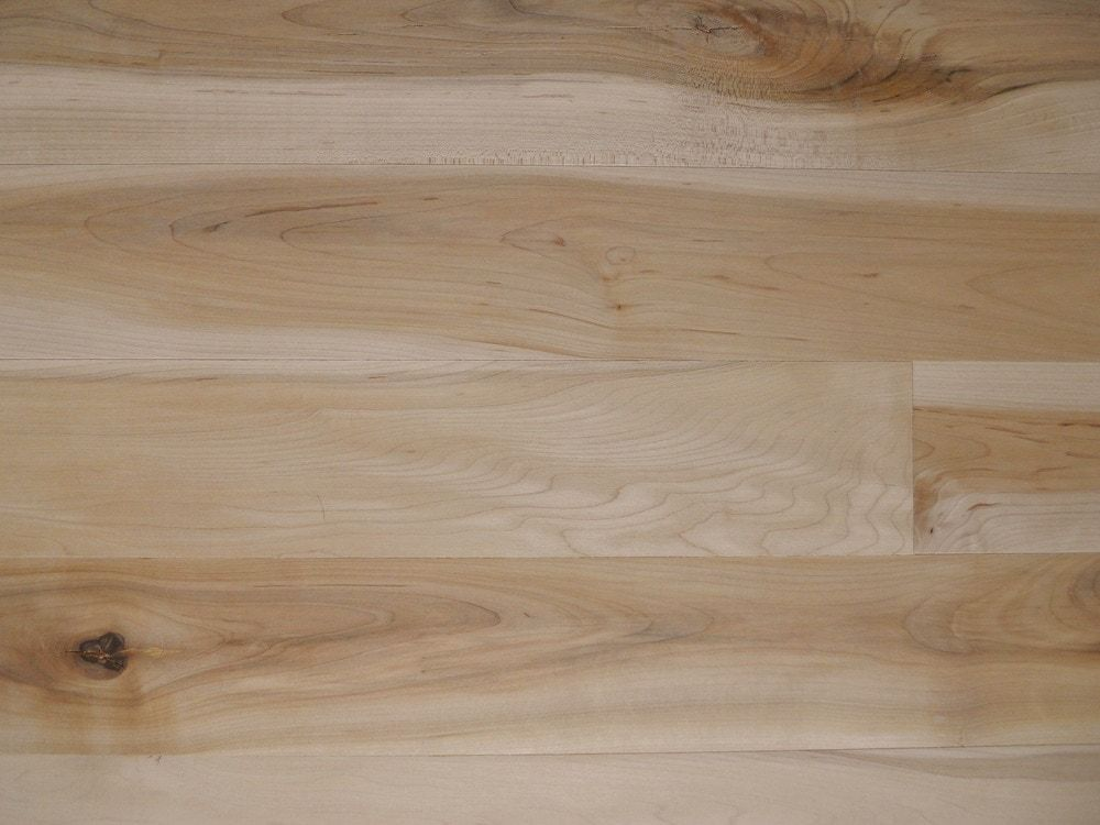 Northern Michigan Hardwoods Unfinished Plank Flooring