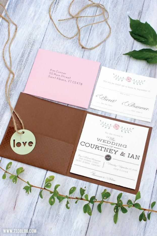 DIY Rustic Wedding Invitations | Pinterest | Diy rustic weddings ...