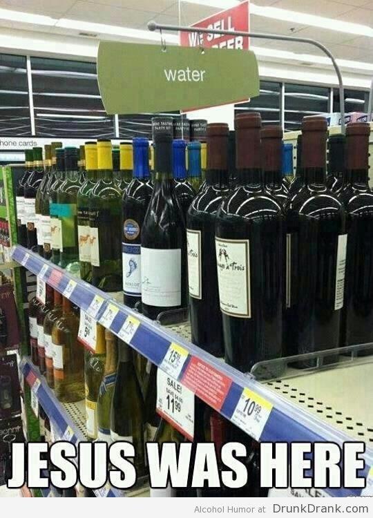 Jesus spotting, Isle 8 - http://www.drunkdrank.com/drink/jesus-spotting-isle-8/