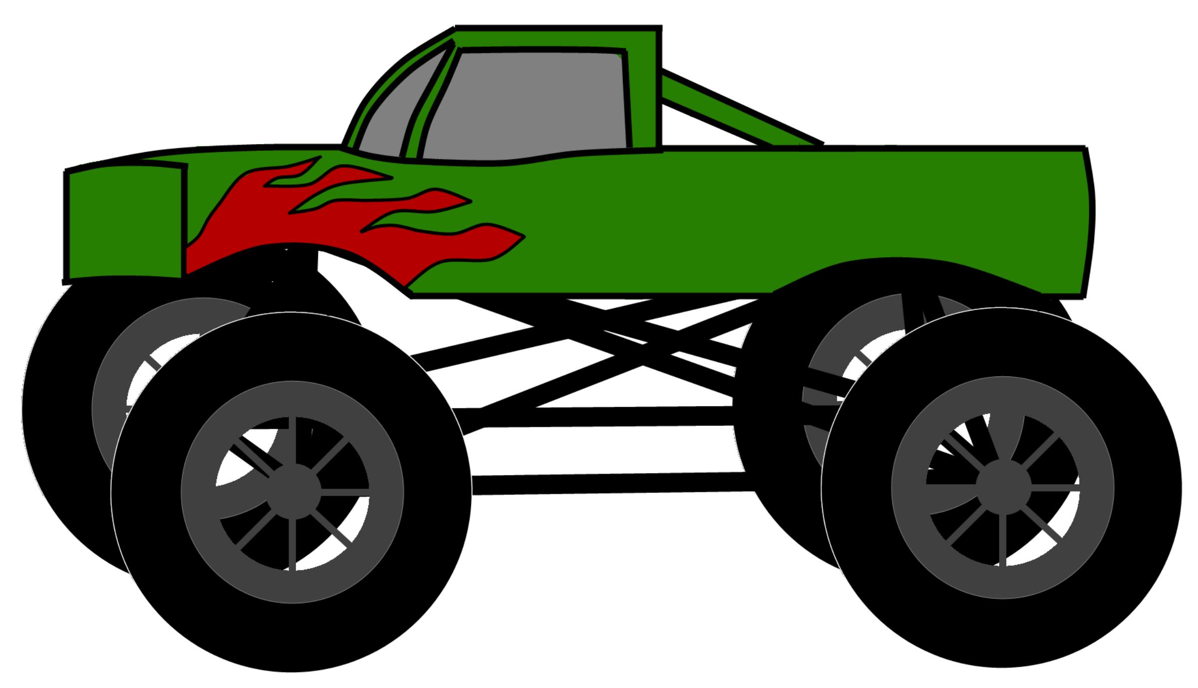 Monster Truck Clip Art Pictures Free Clipart Images Image 24343 Clip Art Pictures Monster Trucks Clip Art