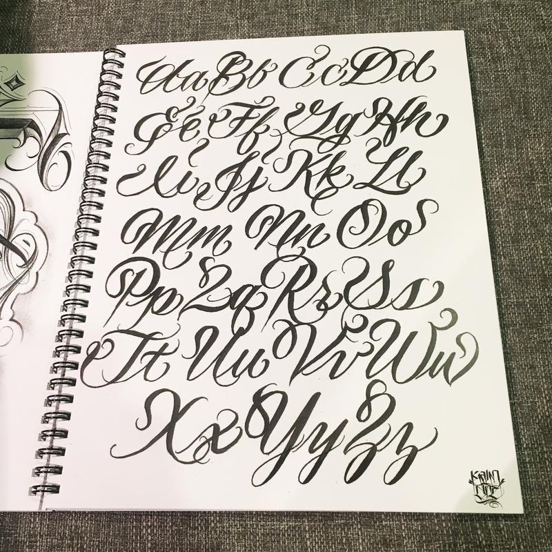 Pin By Darwin Xavier On Lettering Alphabet Lettering Alphabet Lettering Alphabet Fonts Hand Lettering Alphabet