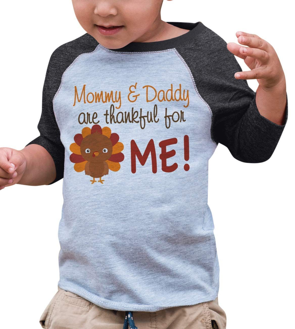 7 Ate 9 Apparel Baby Boys Thankful For Me Thanksgiving 12 Months Grey Raglan Baby Boy Clothing Baby Boy Fas Baby Boy Outfits Little Boy Outfits Kids Outfits