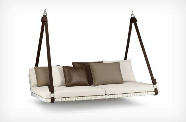 patio hanging swing - Google Search