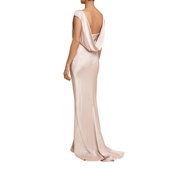 70e5d6727d8b0e Ghost Novella Cowl Back Long Dress … | Dresses in 2019…